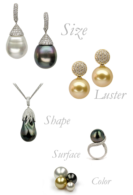 Pearl guide pearl jewelryg aloadofball Image collections